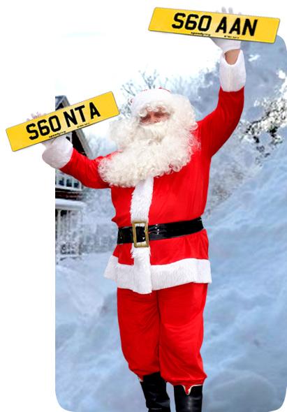 santa-number-plates